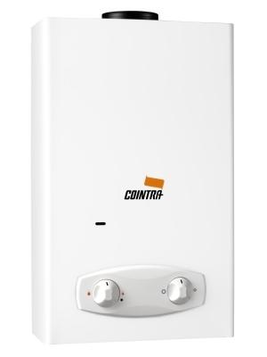 Cointra Optima COB 10x, chauffe eau a propane pour l'extérieur. 17,8 kw 10 litres par minute. Convient pour plusieurs robinets.