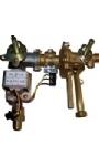 Ensemble de la vanne d'eau / gaz pour Cointra Optima COB-14 | Chauffeeauagaz.fr