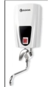Vidéo d'instructions du chauffe-eau instantané électrique Eldom E42